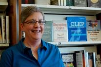Julie Dinger Public Services Manager