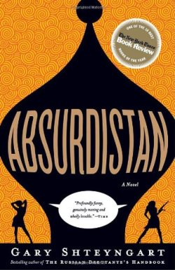 Image of bookcover for Absurdistan