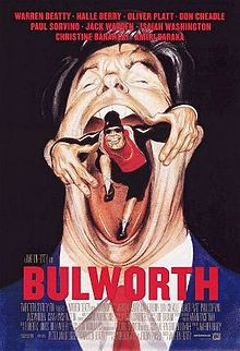 Bulworth DVD cover