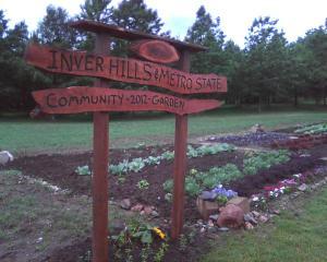 Inver Hills & Metro State Community Garden