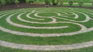 Metropolitan State University labyrinth