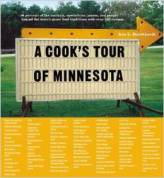 Book cover of A Cook's Tour of Minnesota