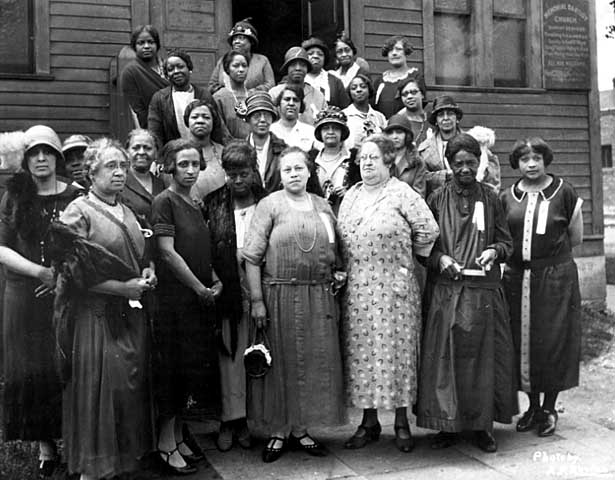 Federation of Negro Women